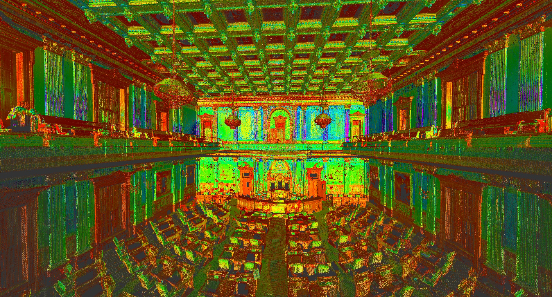 Laser Scanning | Midwestern Consulting